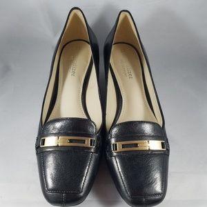 Naturalizer N5 Comfort Flynn Black Leather-6.5M